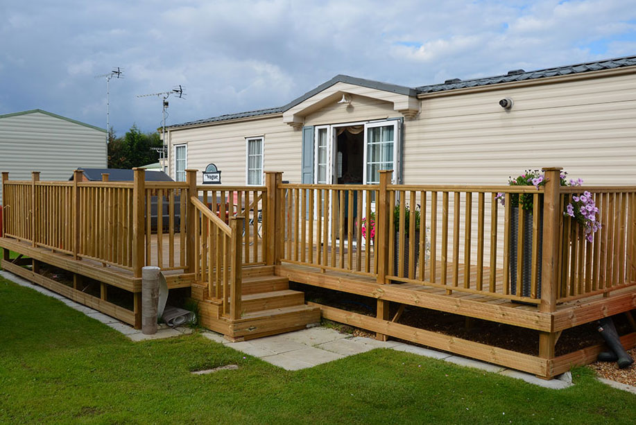 static caravan norfolk