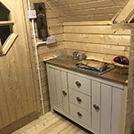 Glamping Enchanted Cottage Norfolk