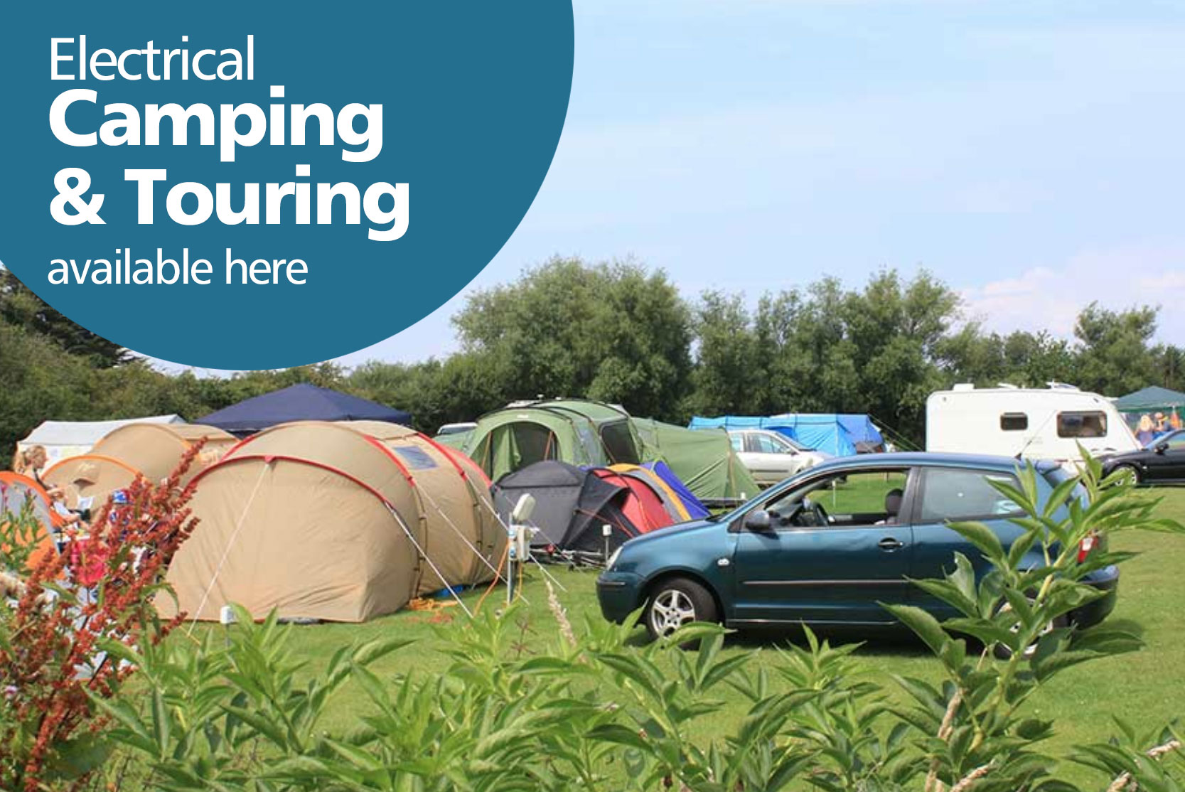 TOURING & CAMPING Norfolk