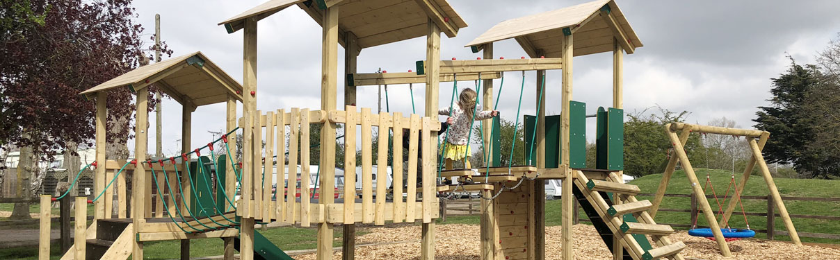 diglea holiday park play area