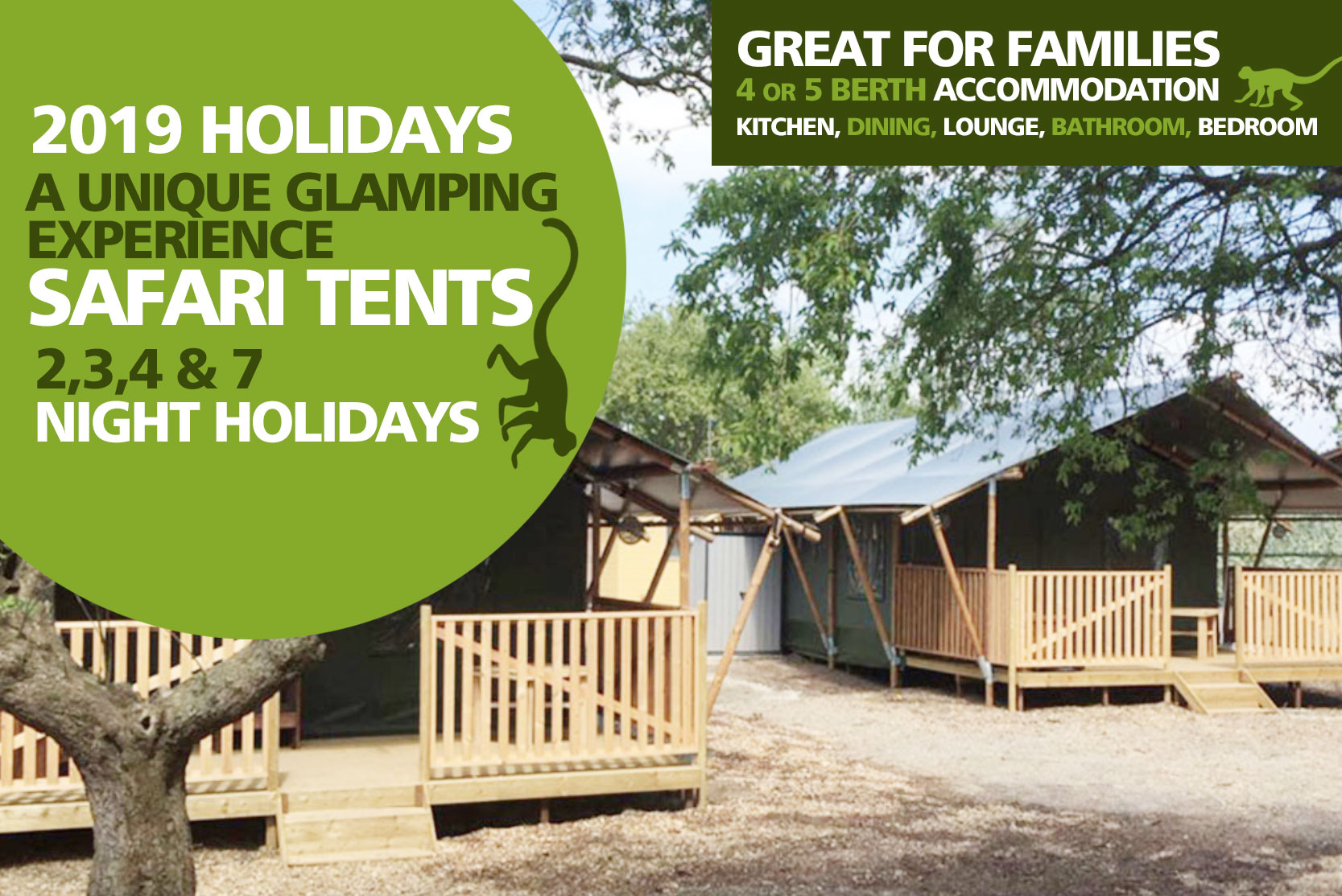Booking a camping or glamping holiday Norfolk